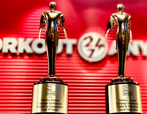 DesignCoup: Telly Award Winners